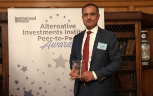 LGPS Central Limited wins Impact Investment award